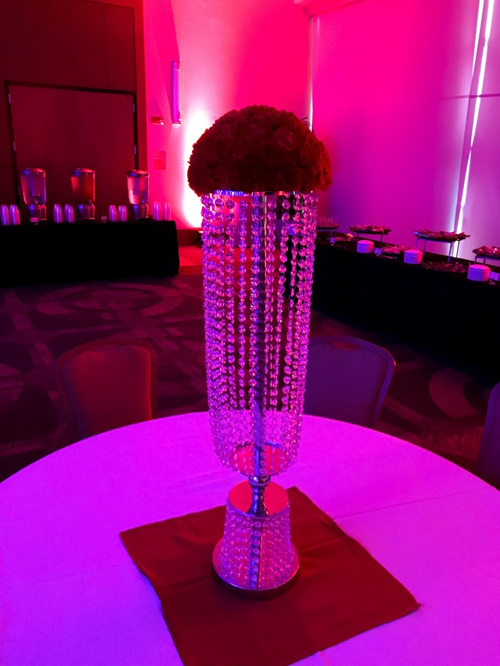 Crystal Centerpiece Midlink