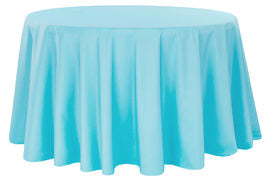 Tablecloths Standard Poly Round