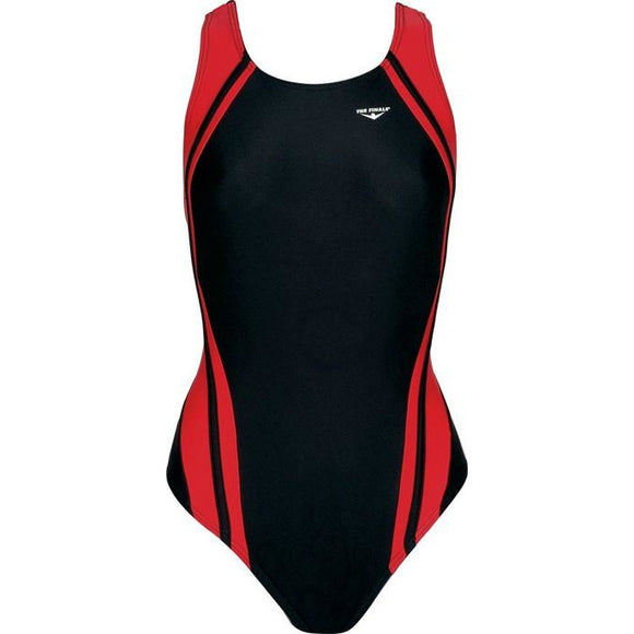 TYR/FINALS Reactor Splice Tough Competition (Thick Strap) (Red/Black)_RSD