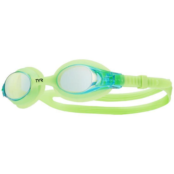 TYR Swimples Mirrored Goggle (4 Available Colors)