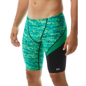 TYR Agran Wave Jammer (Green)_7OAKS