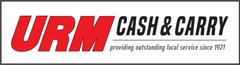 URM Cash and Carry logo