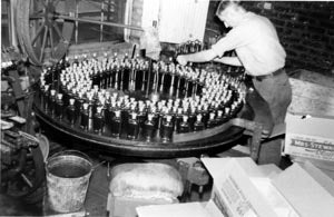 MSB Production Line circa 1950