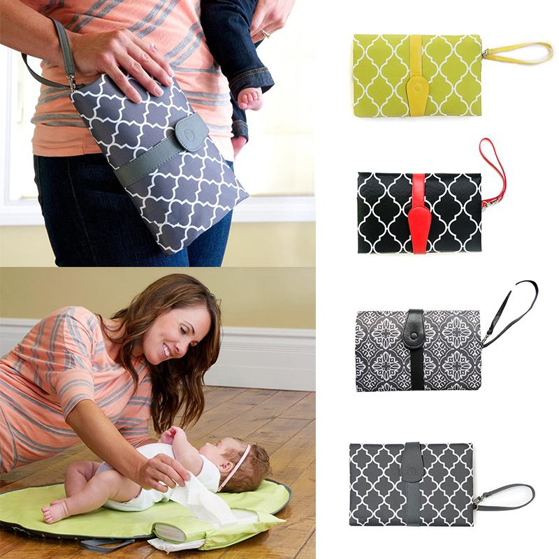 ChangItNow™-Most Fashionable Multifunctional Baby Diaper Bag