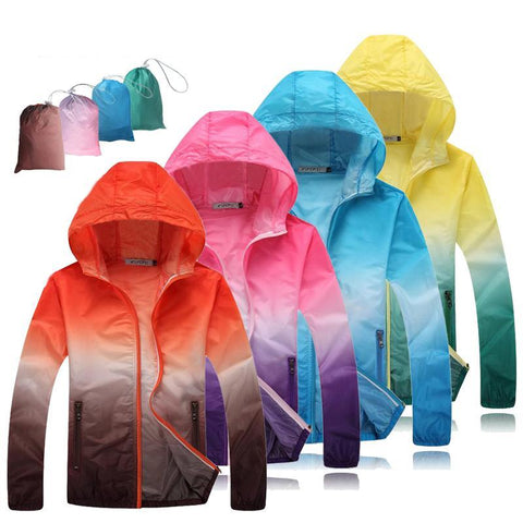 Sun-Protective Hiking Jacket - Only Hiking