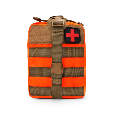Outdoor First Aid Kit Bag - Only Hiking