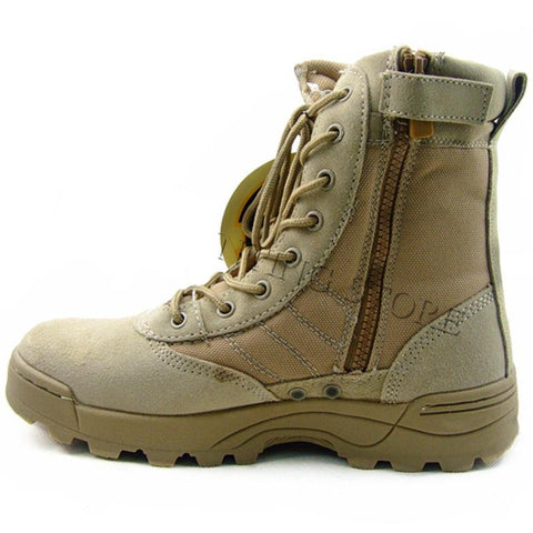 Outdoor Tactical Boots - Only Hiking