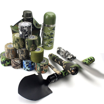 Outdoor Survival Camouflage Tape - Only Hiking