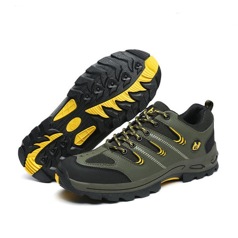 Leather Outdoor Shoes - Only Hiking