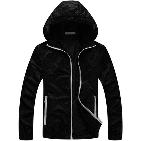 Breathable Quick Dry Jacket - Only Hiking