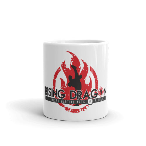 Rising Dragon Fighter Mug