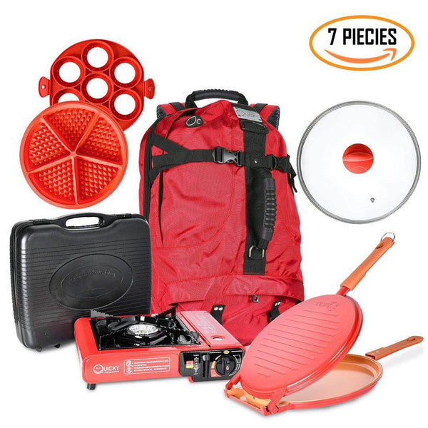Outdoor Portable Camping Set (7pc)