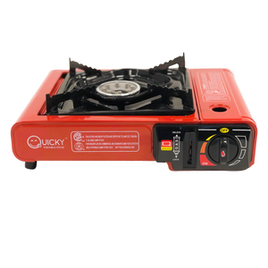 Safe & Proven Quicky Pan Camping Stove