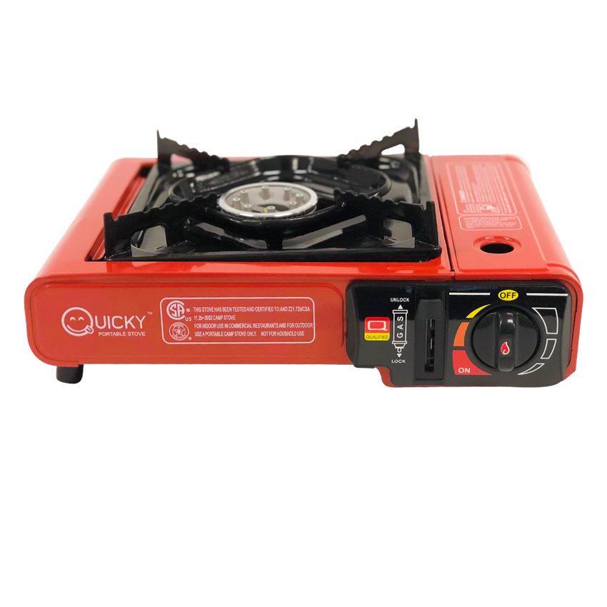 Quicky Camping Stove