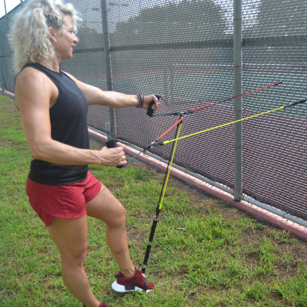 Resistance Bands, Latex Bands, for Fitness Exercise ...