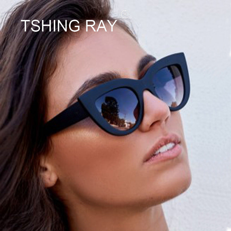 054745020fe TSHING RAY UV Cat Eye Sunglasses – Ella Emma