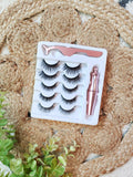 Lulu Lashes- Set of 5