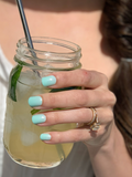 NAIL DASHES - Megan's Mint Julep (Short)