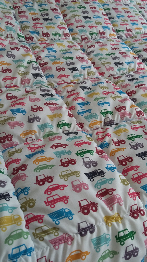 4-10Ib Transport junior bed weighted blanket