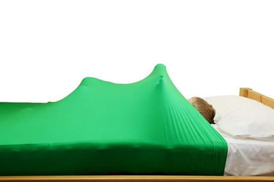 Sensory compression sheets - Double bed size