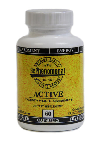 Active | Energy + Metabolism Boost