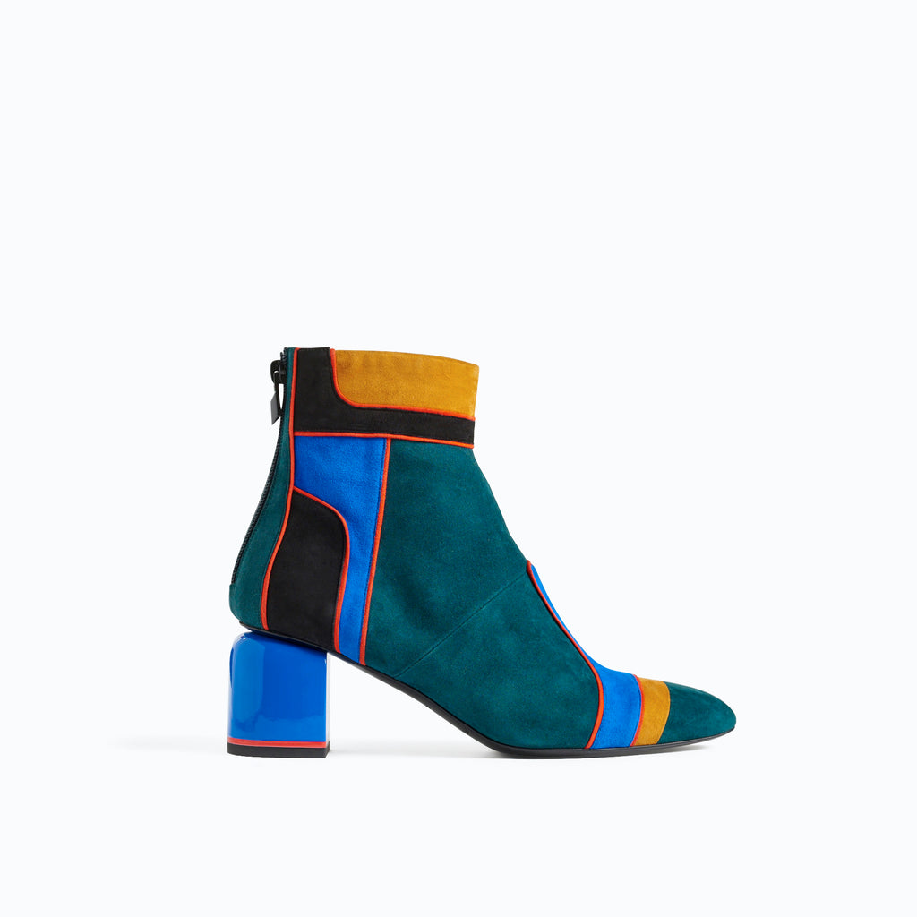 PIERRE HARDY Colorblock Boots