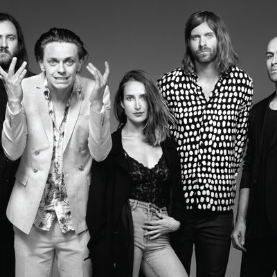 JULY TALK (Toronto, ON) at Riverfest 2018