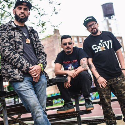 LOS POETAS (Toronto, ON / Vancouver, BC) at Riverfest 2019