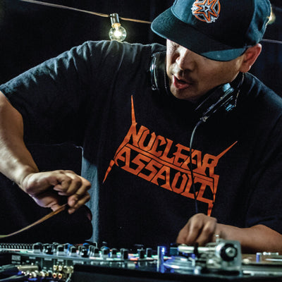 MIX MASTER MIKE (Los Angeles, CA, USA) at Riverfest 2019
