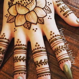 HENNA BY HAILEY (Caledon, ON) at Riverfest 2018