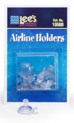 Air Line Holders - Clear