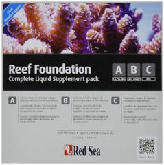 Reef Foundation A/B/C