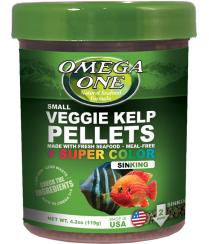 Super Color Veggie Kelp pellets