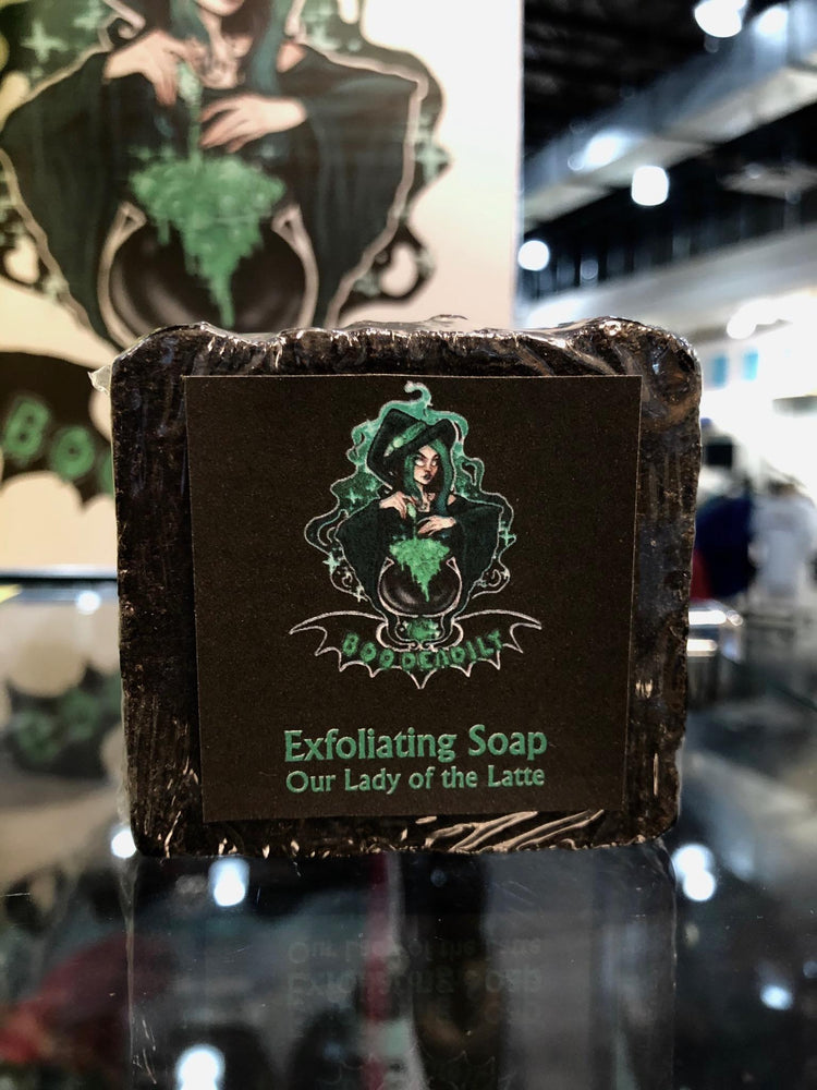 Boo Deadily Exfoliating Soap