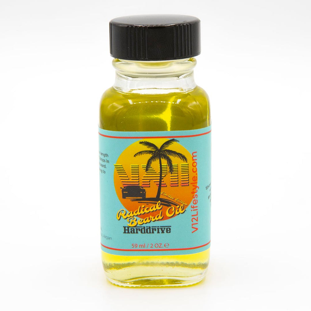 HardDrive Radical Beard Oil
