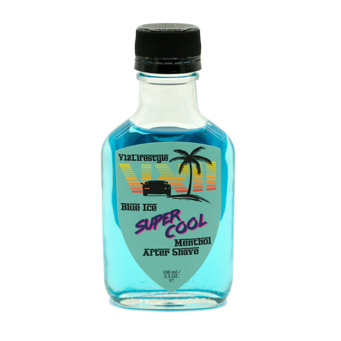 Blue ice Super Cool Menthol Aftershave