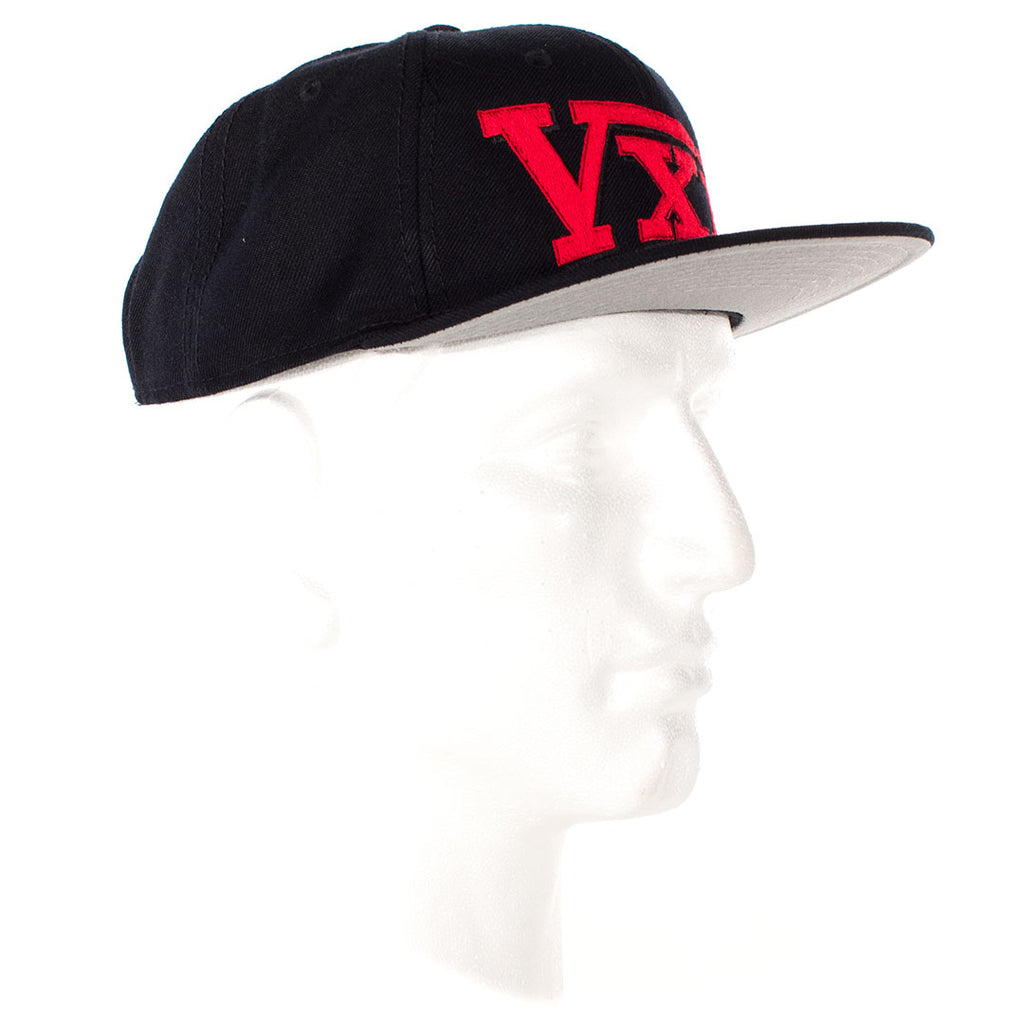 vxii v12 lifestyle mens hats rosso fantastico side