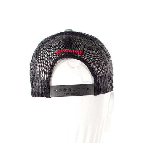 vxii v12 lifestyle mens hats trucker tim back