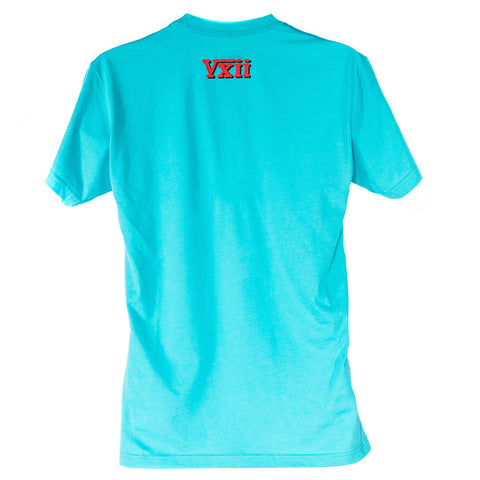 Image of vxii v12 lifestyle mens shirts the fredman back