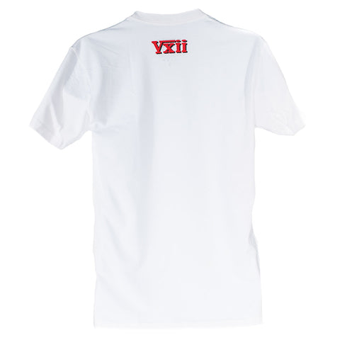 Image of vxii v12 lifestyle mens tshirts the burke back