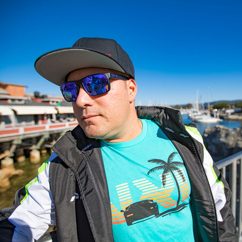 Image of vxii v12 lifestyle mens tshirts the fred man actual fredman at the pier