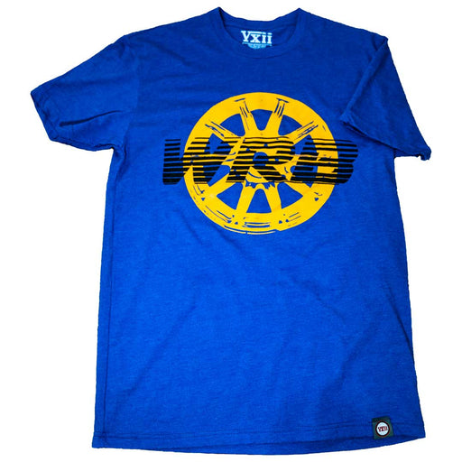 World Rally Blue Subaru Shirt