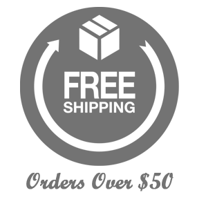 Image of Free Shipping over $50