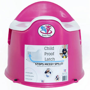 Potty Safe-Pink