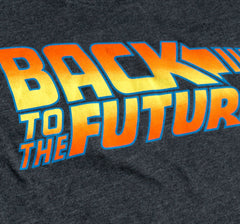 BACK TO THE FUTURE MUJER