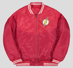 FLASH BOMBER JACKET
