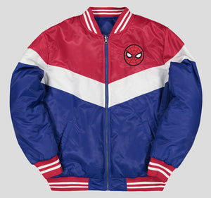 SPIDER-MAN BOMBER JACKET