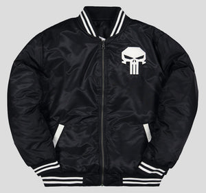 PUNISHER BOMBER JACKET