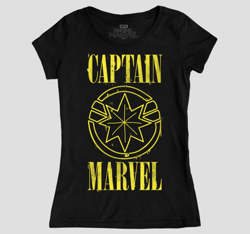 CAPTAIN MARVEL MUJER