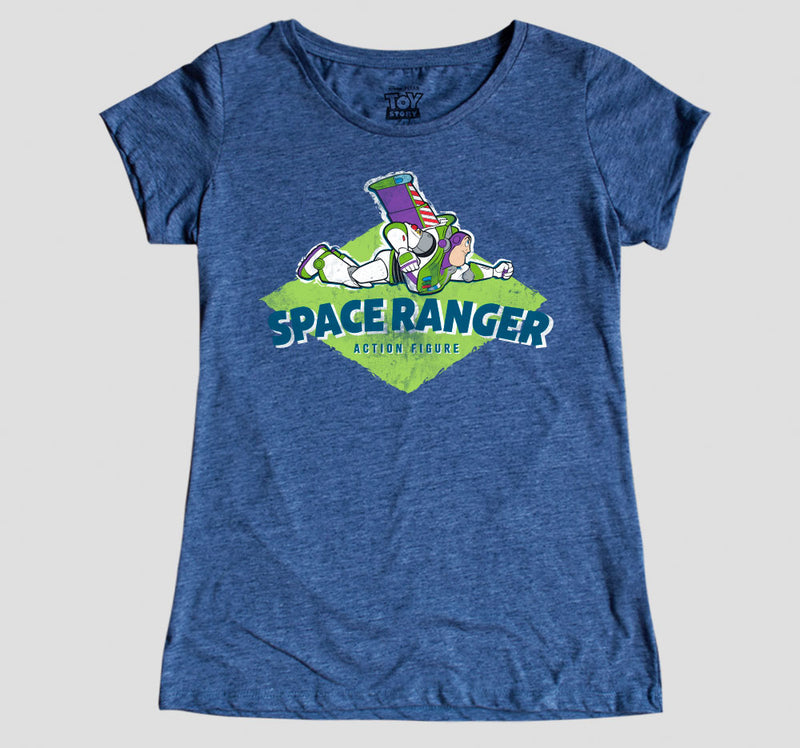 SPACE RANGER MUJER